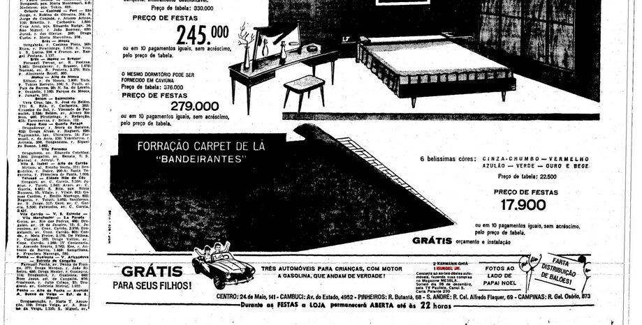 Mini Karmann Ghia e Gurgel Jr. sorteados pelo Magazine Mesbla em 1965 - Fonte: Acervo Jornal Estado de SP - http://acervo.estadao.com.br/pagina/#!/19651208-27804-nac-0015-999-15-not/busca/GURGEL+JR