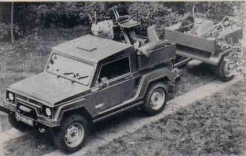 Revista Autokampionem - 1978 - Holanda - Ruska Gurgel